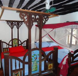 Paje Hotel - Room 1